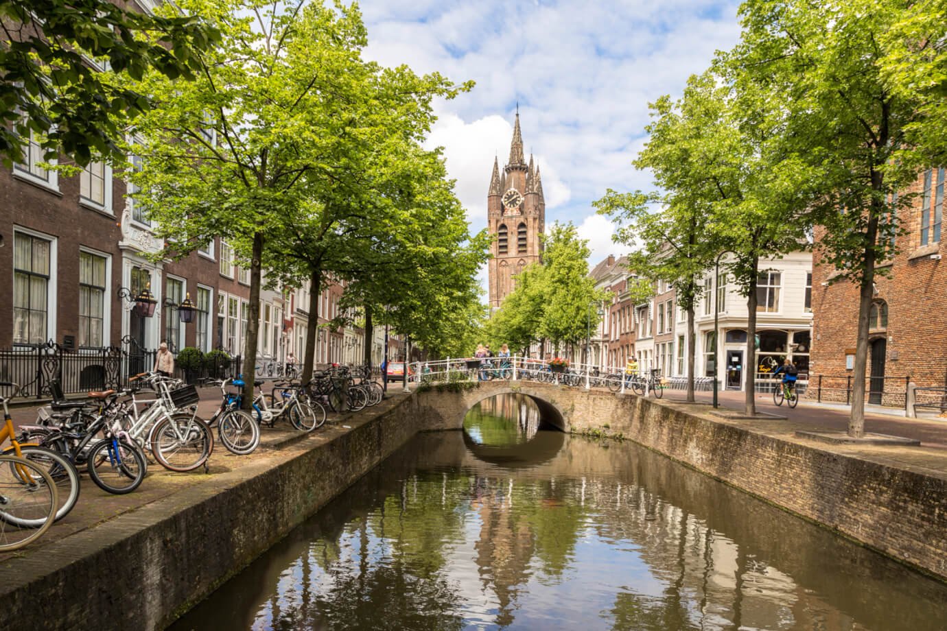 Delft: A city steeped in history | Discover Holland